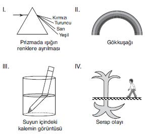 LYS Optik Karma Sorular Test 3